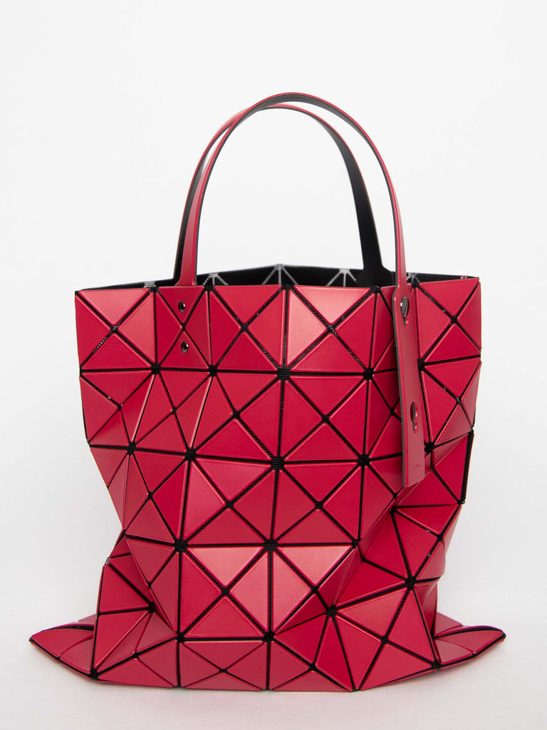 Lucent Matte 2 Tote Bag - Red
