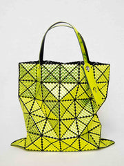 Bubble Tote Bag - Yellow