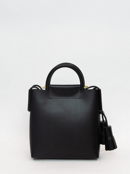 BUILDING BLOCK Mini Business Bag - Black