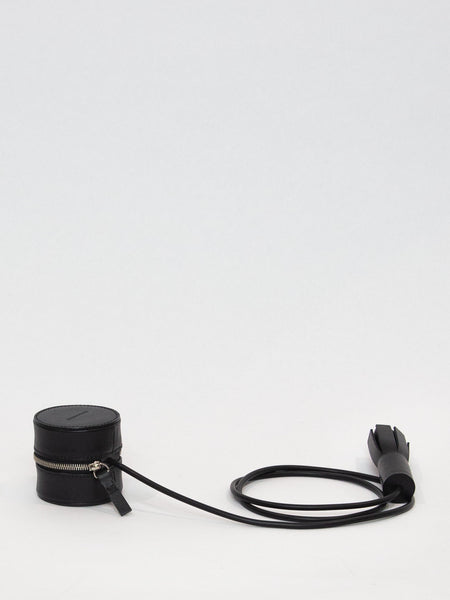 BUILDING BLOCK Coin Belt - Black