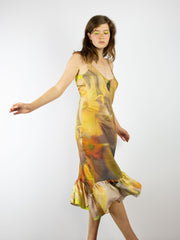 Rose Sylk Michi Dress - Meadowland