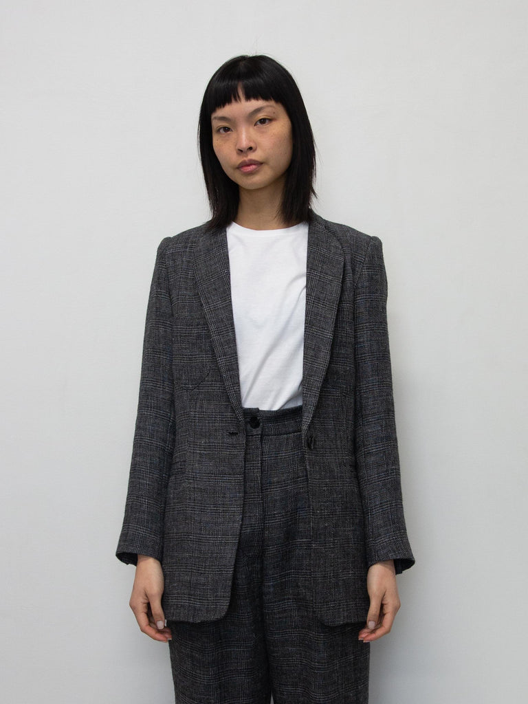 DRESS UP Blazer Femme - Charcoal
