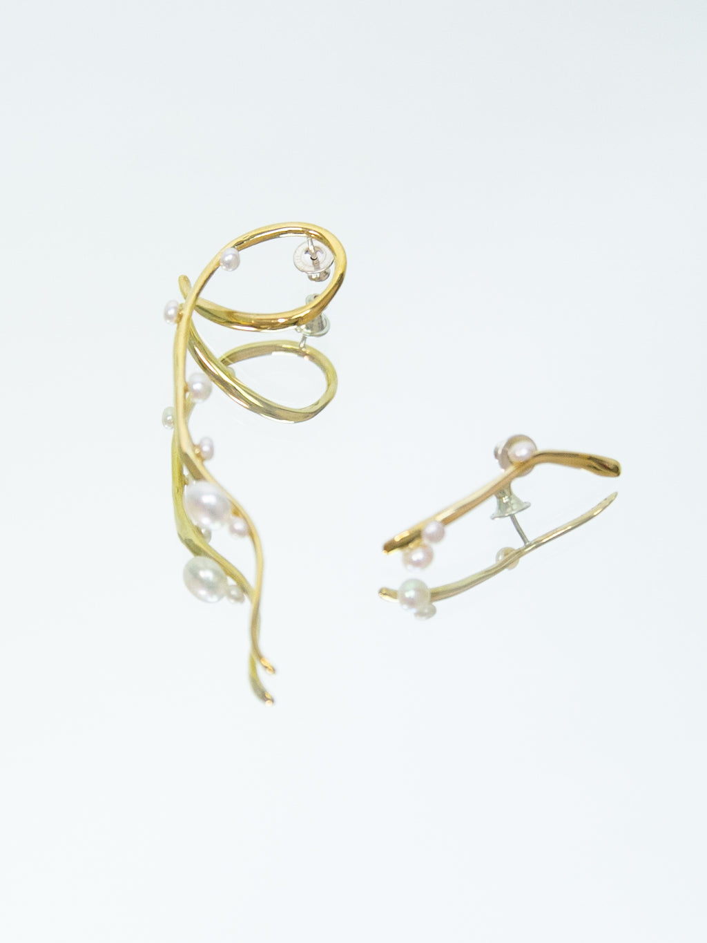 FARIS ESTHER Earrings - Bronze