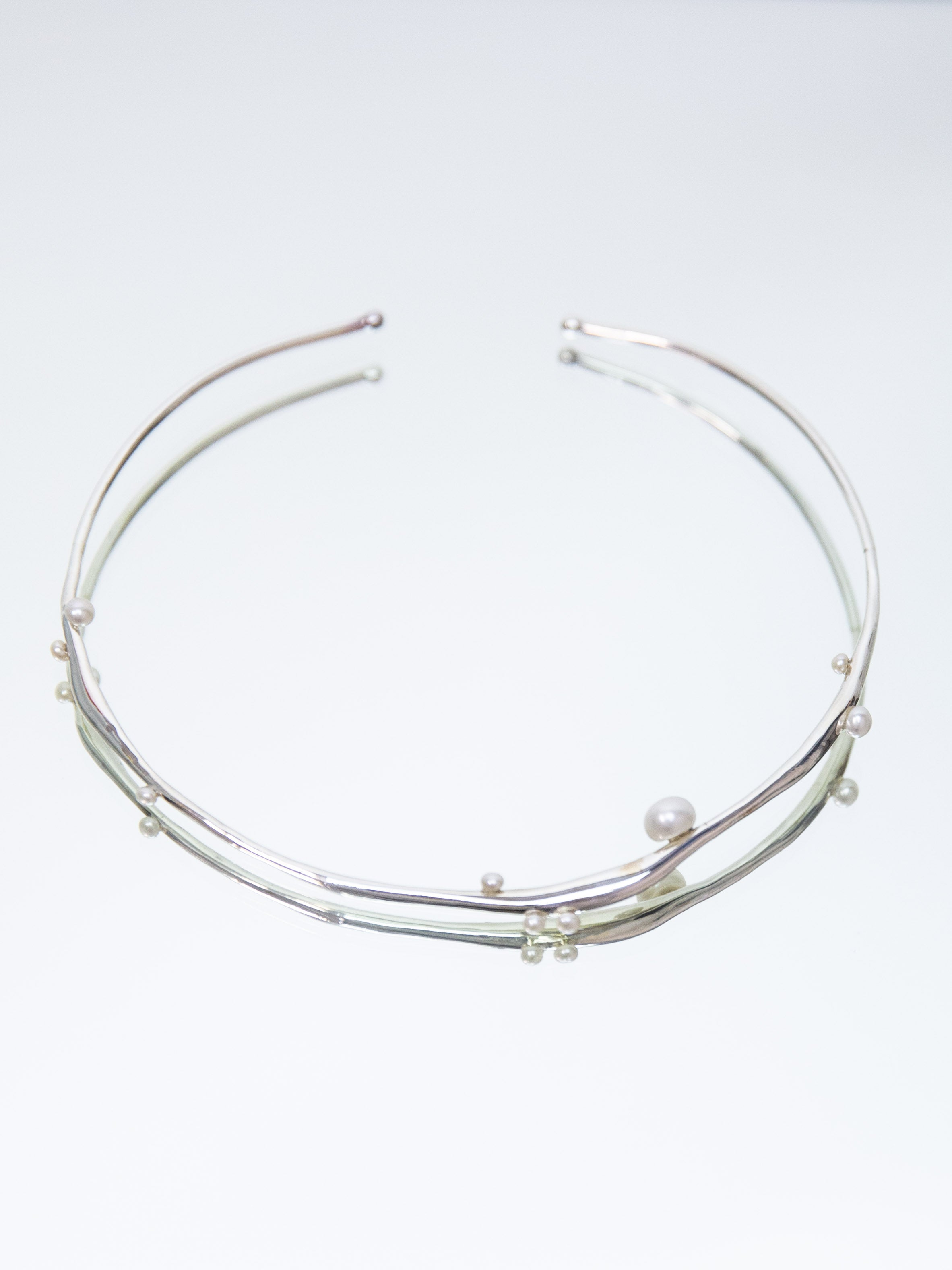 FARIS ESTHER Collar - Sterling Silver