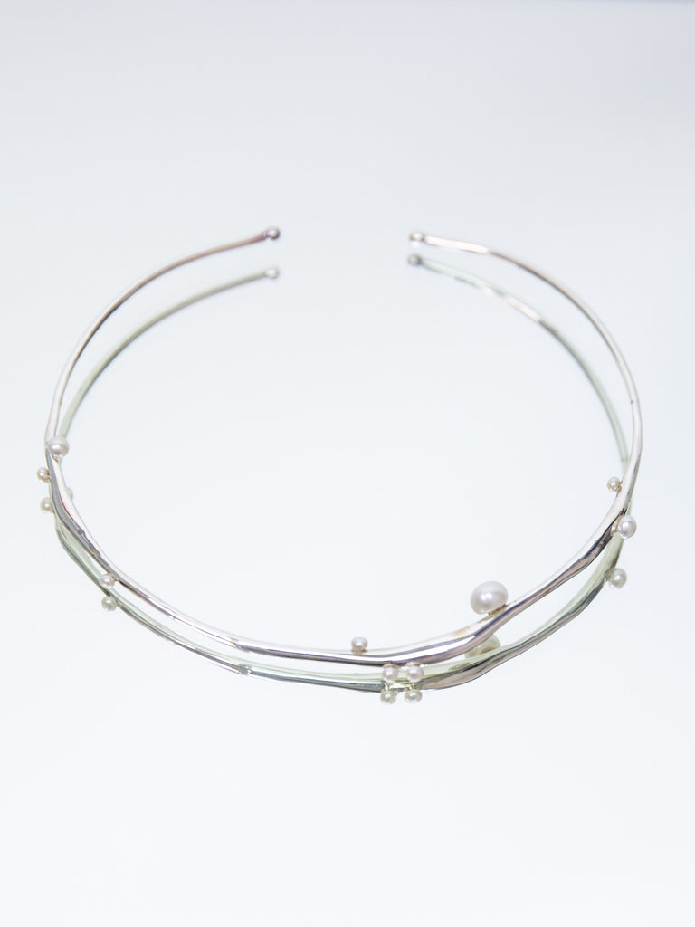 Esther Collar - Sterling Silver