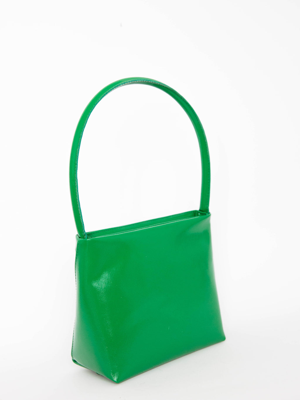 Little Ombra - Kelly Green Patent