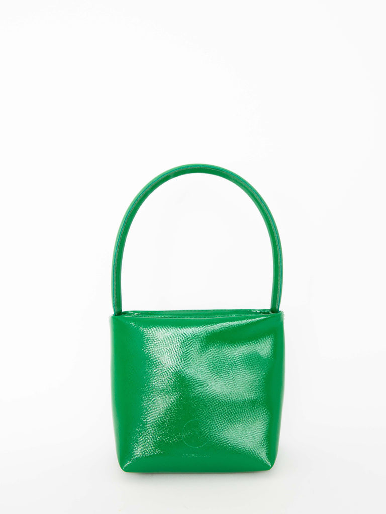 Baby Ombra - Kelly Green Patent