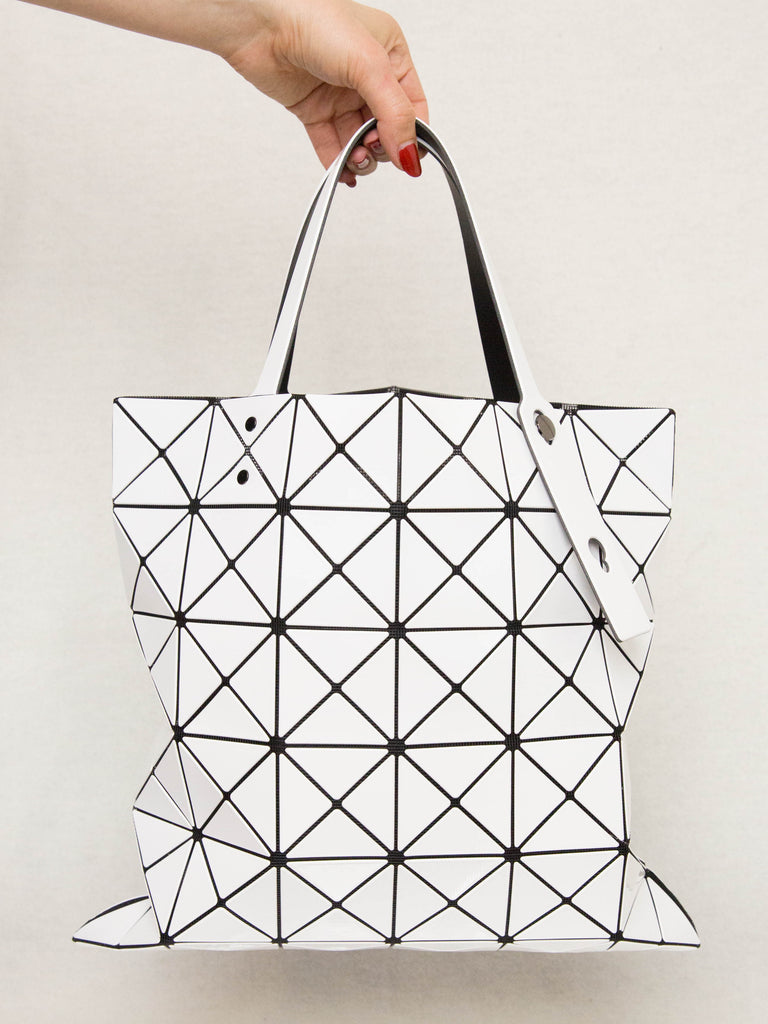 Lucent Tote Bag - White