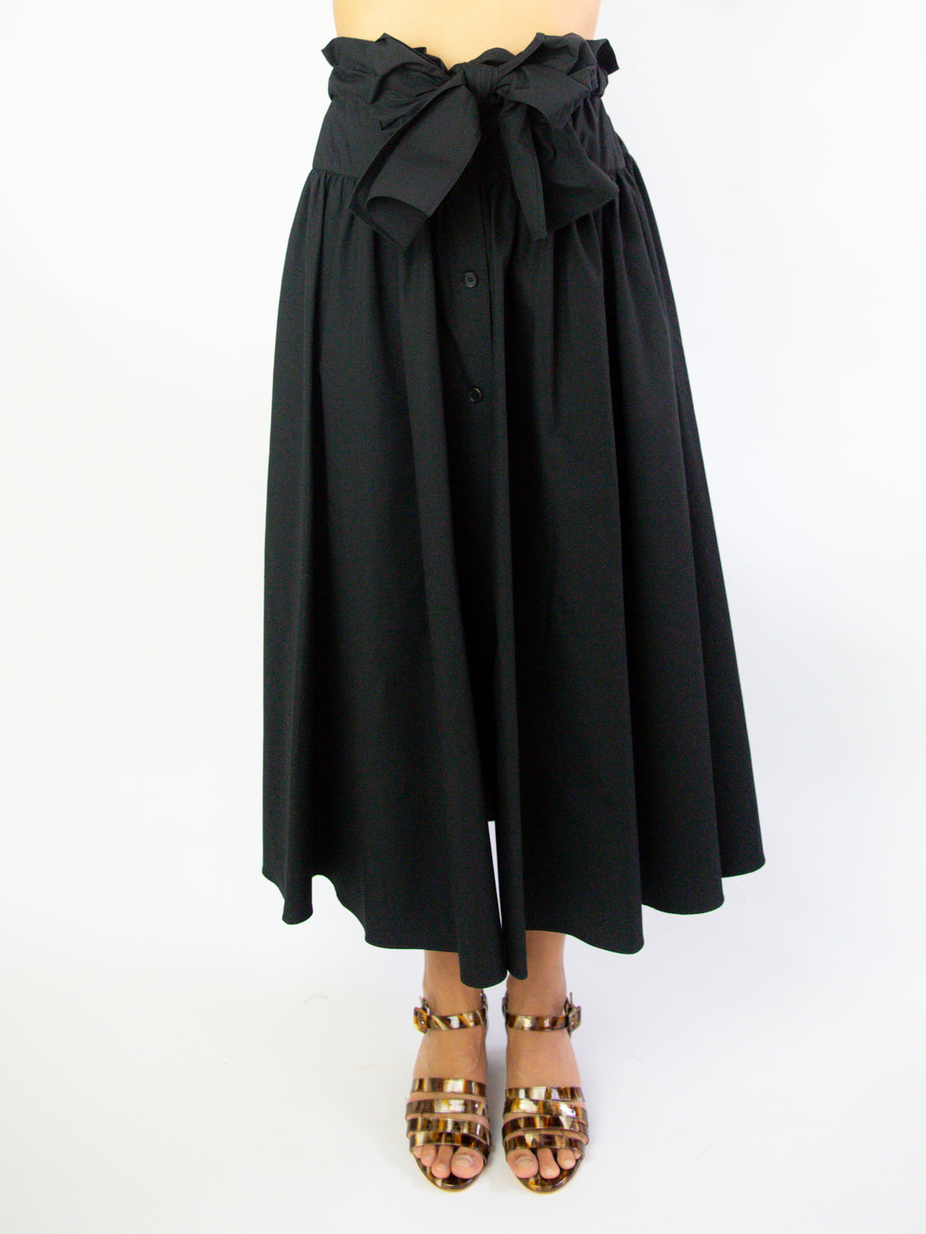 Carlita Skirt - Black