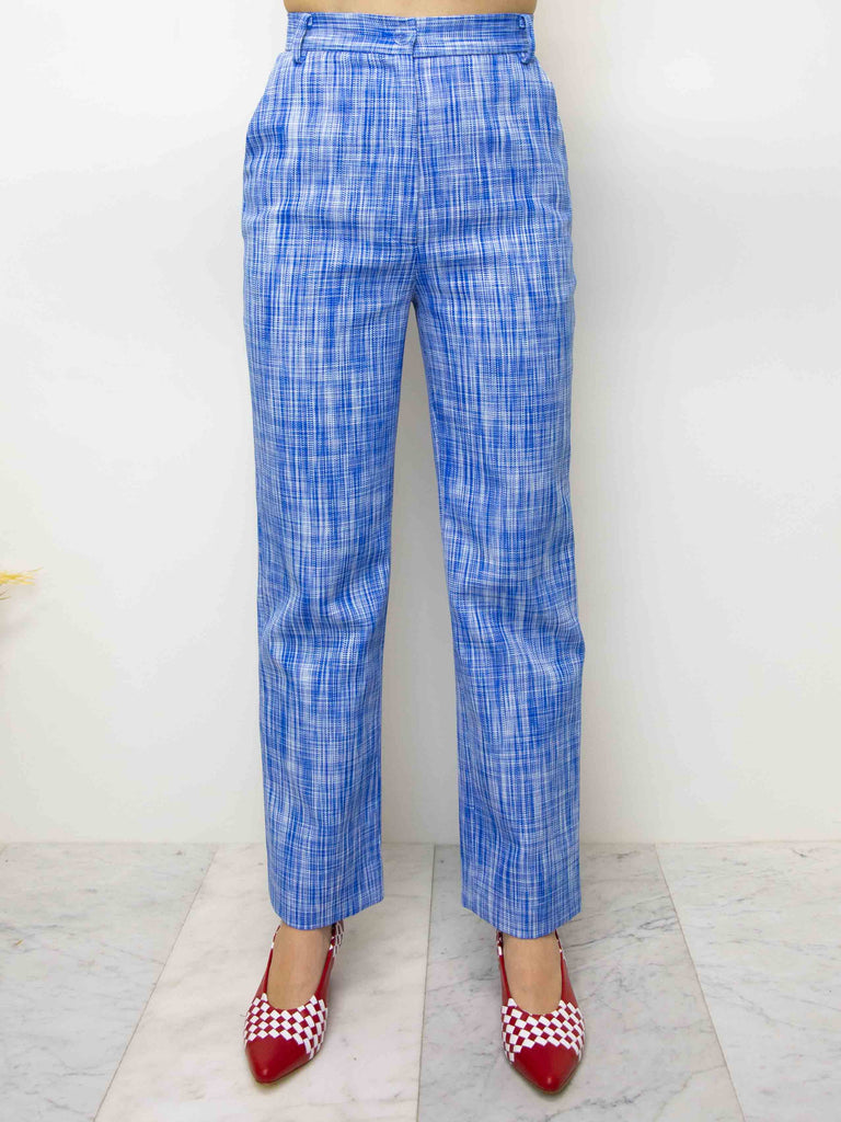 Willow Basketweave Trousers