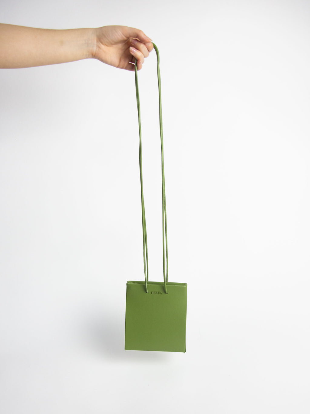 Short Long Strap Bag - Army Green