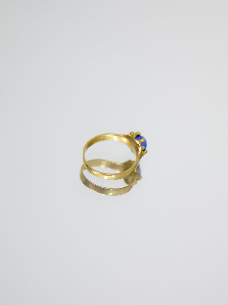 MONDO MONDO Lush Ring - Brass
