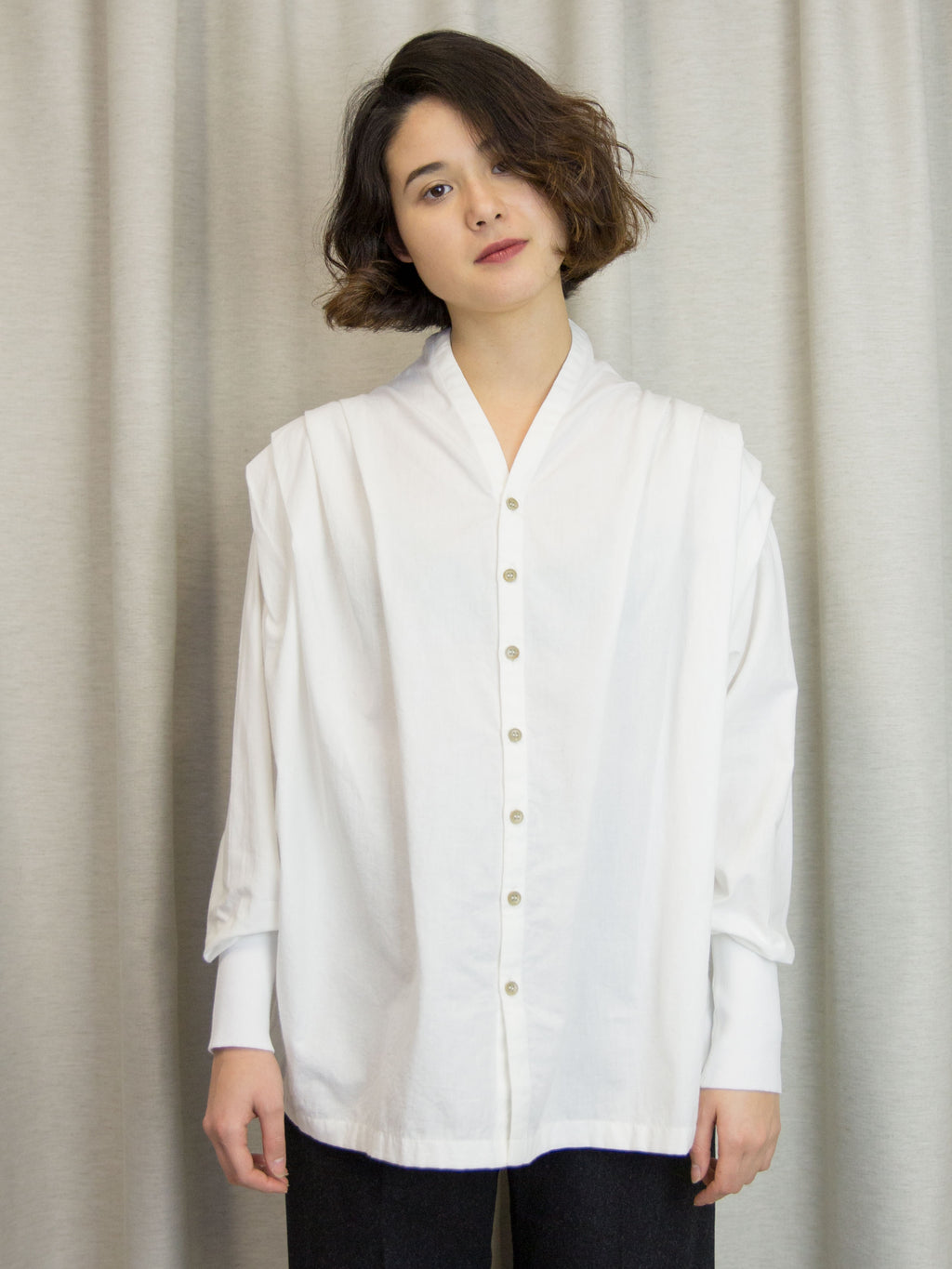 NEHERA Bana Pure Japanese Cotton Shirt