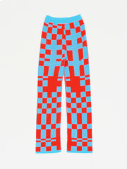 PRE-ORDER Puerto High Waist Knitted Pants