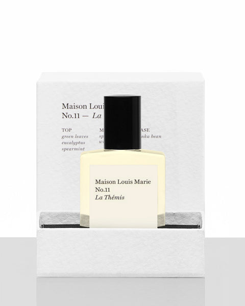 MAISON LOUIS MARIE No. 11 Le Themis Perfume Oil