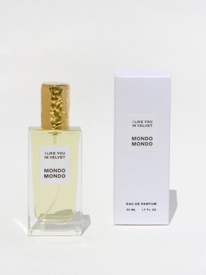 MONDO MONDO I Like You in Velvet EDP