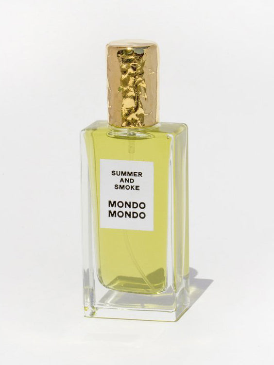 MONDO MONDO Summer and Smoke EDP