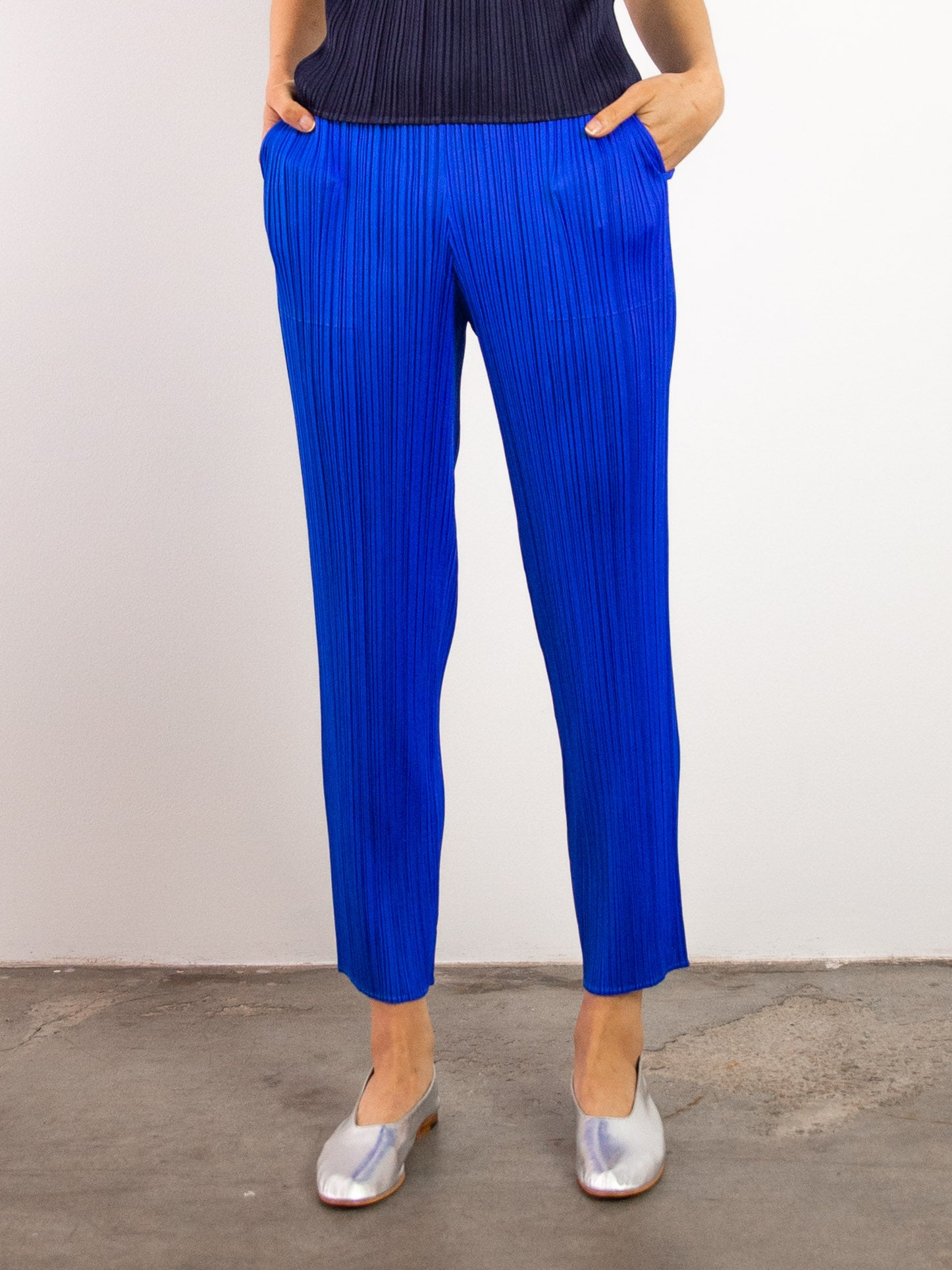 New Colourful Basics II Pants - Blue
