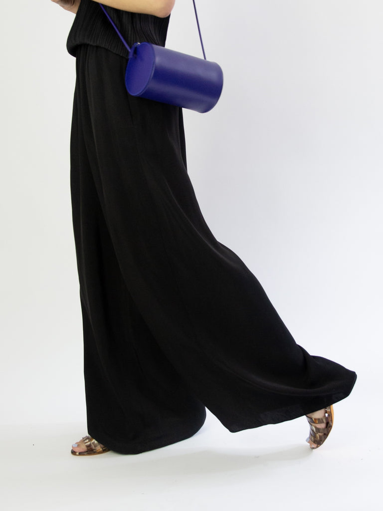 Extra Wide Pants - Black