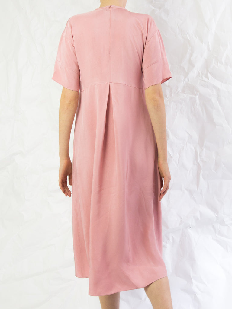 Flared T-Shirt Dress