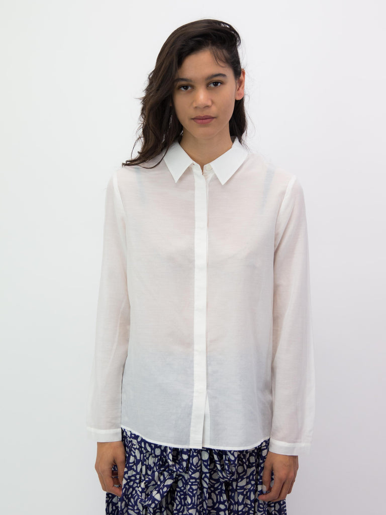 SARA LANZI Small Shirt - Natural