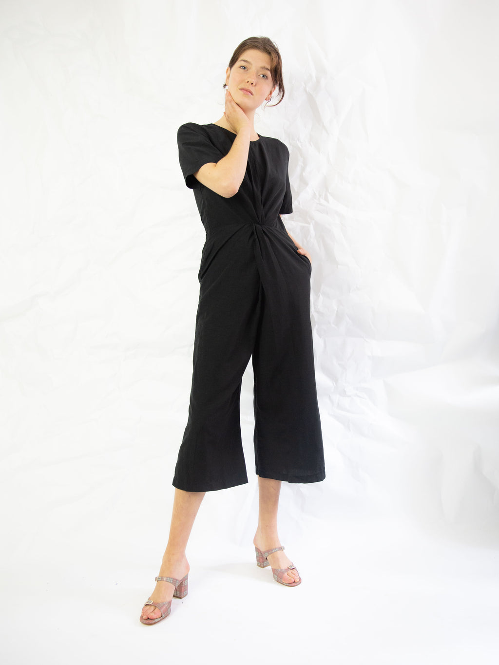 Verana Jumpsuit - Black