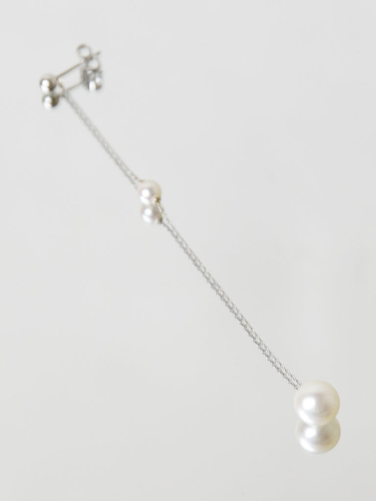 SPHERE JEWELLERY Ariel Earring - Yellow Gold