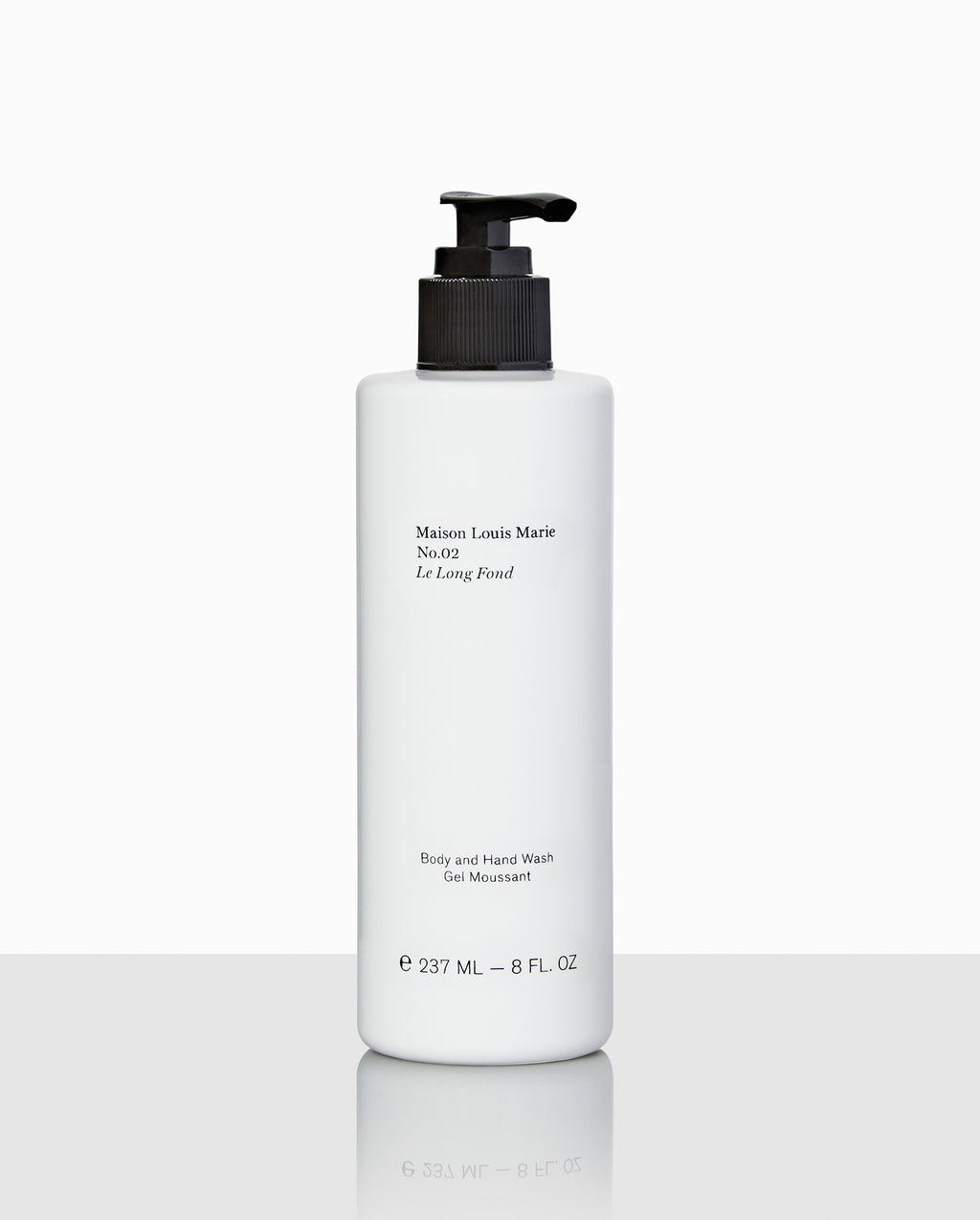 MAISON LOUIS MARIE No.2 Le Long Fond Hand and Body Wash