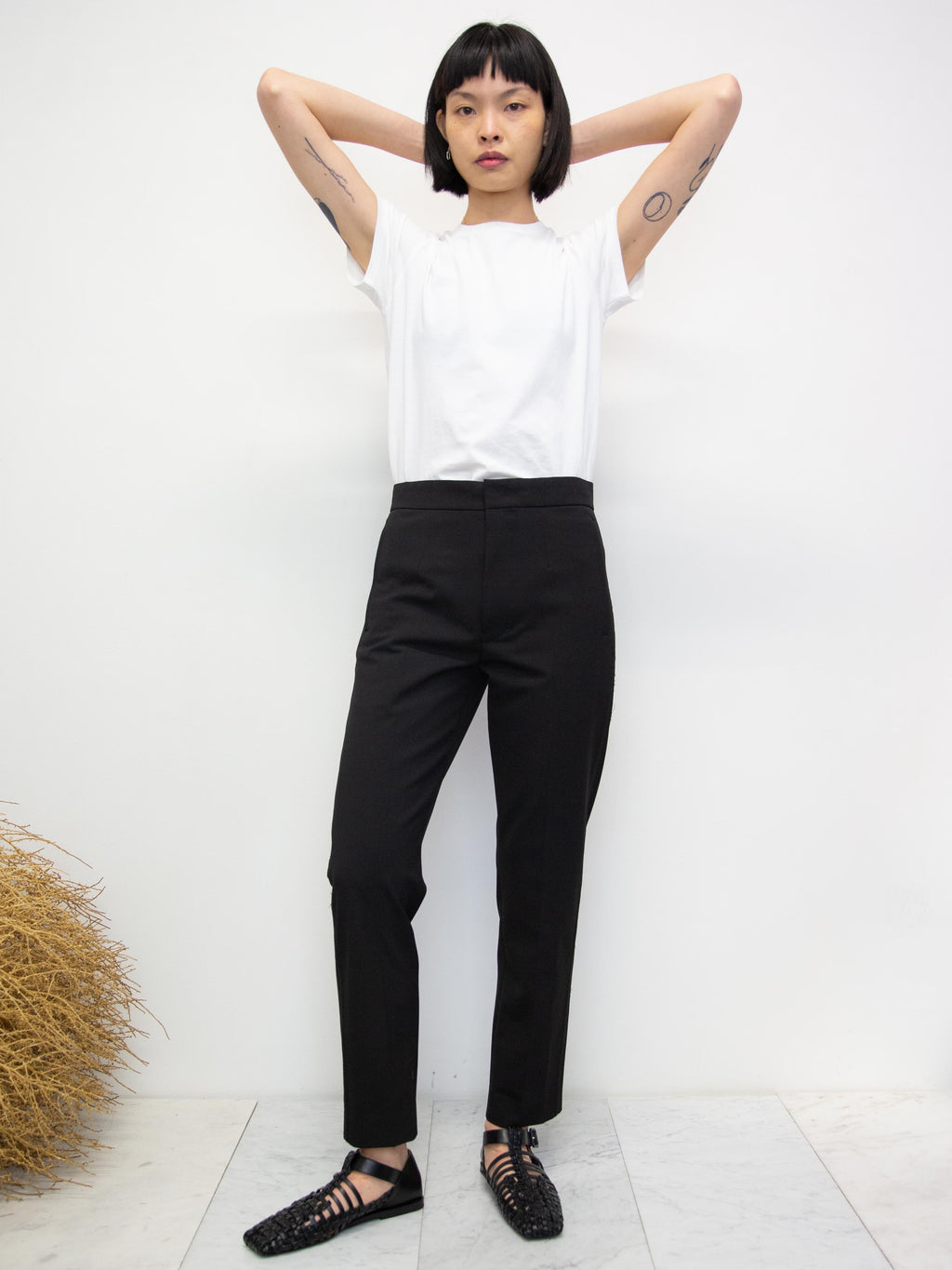 Center Press Tailored Pant