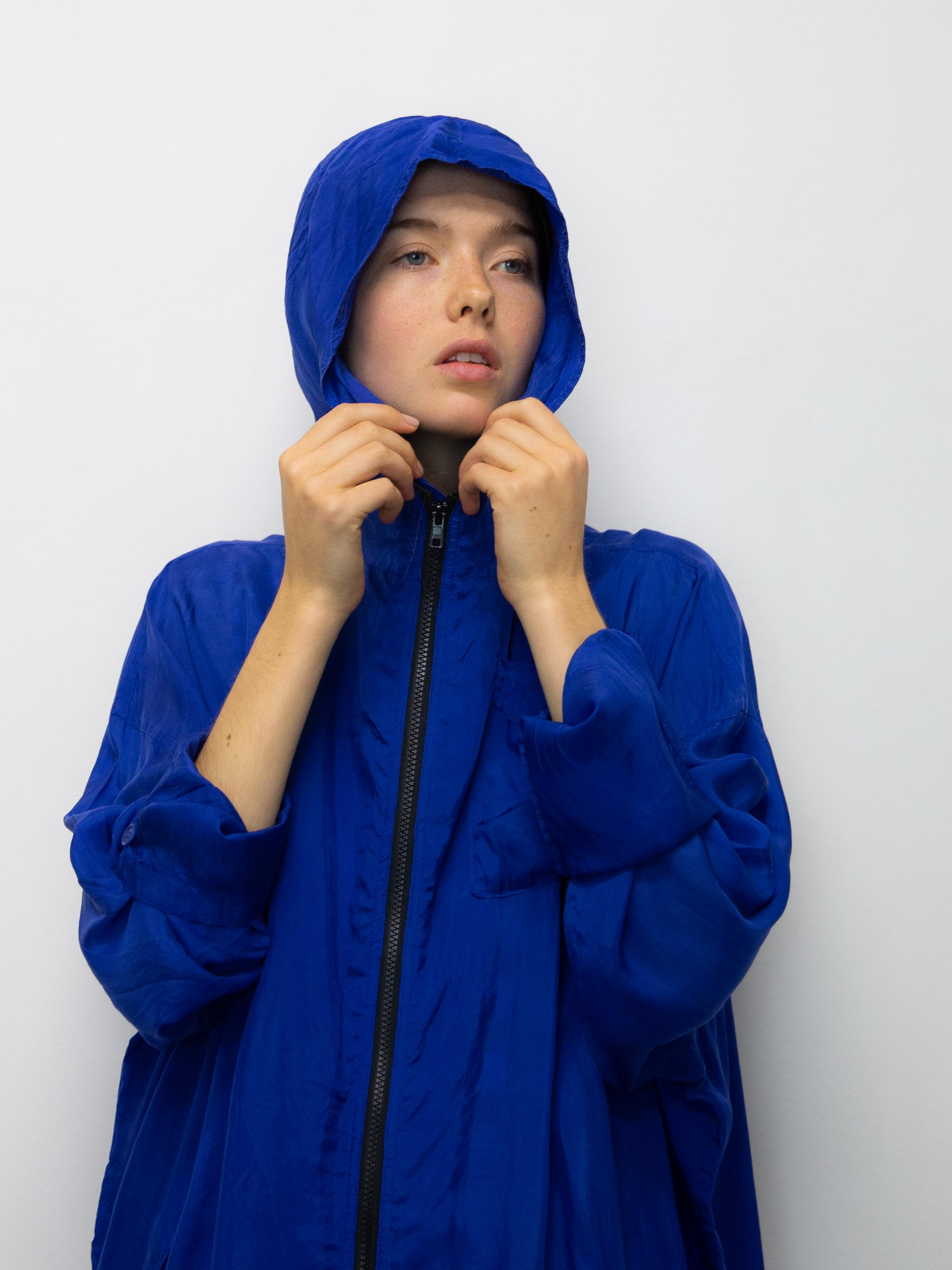 Y's Lightweight Water Repellent Coat