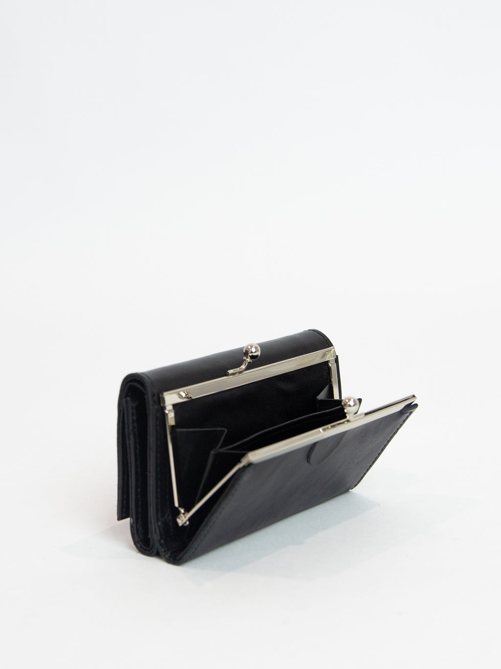 Small Clasp Wallet