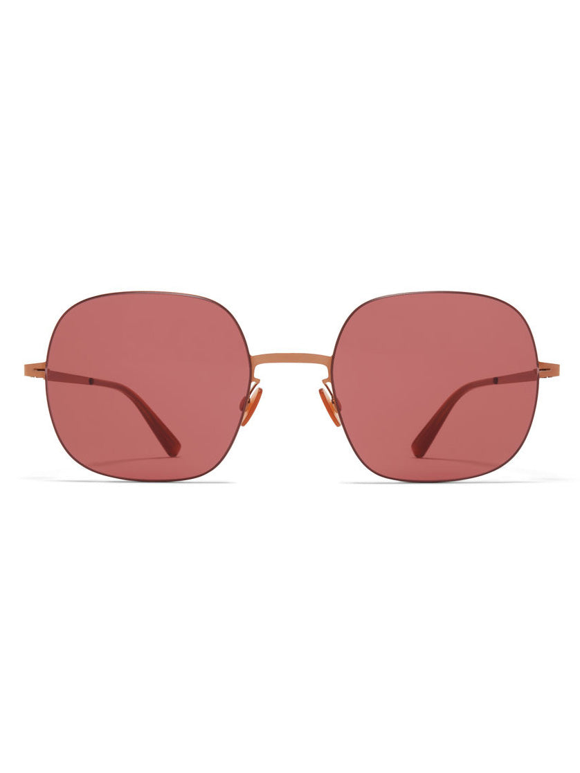 Momo Sunglasses - Shinycopper