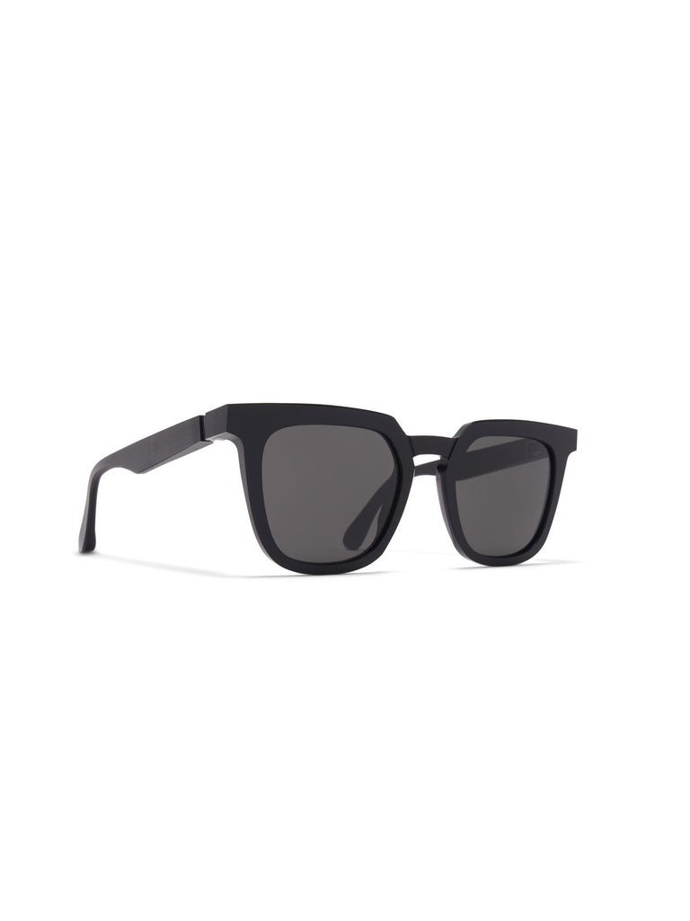 MYKITA + Maison Margiela / MMRAW008 / Raw Black Sunglasses