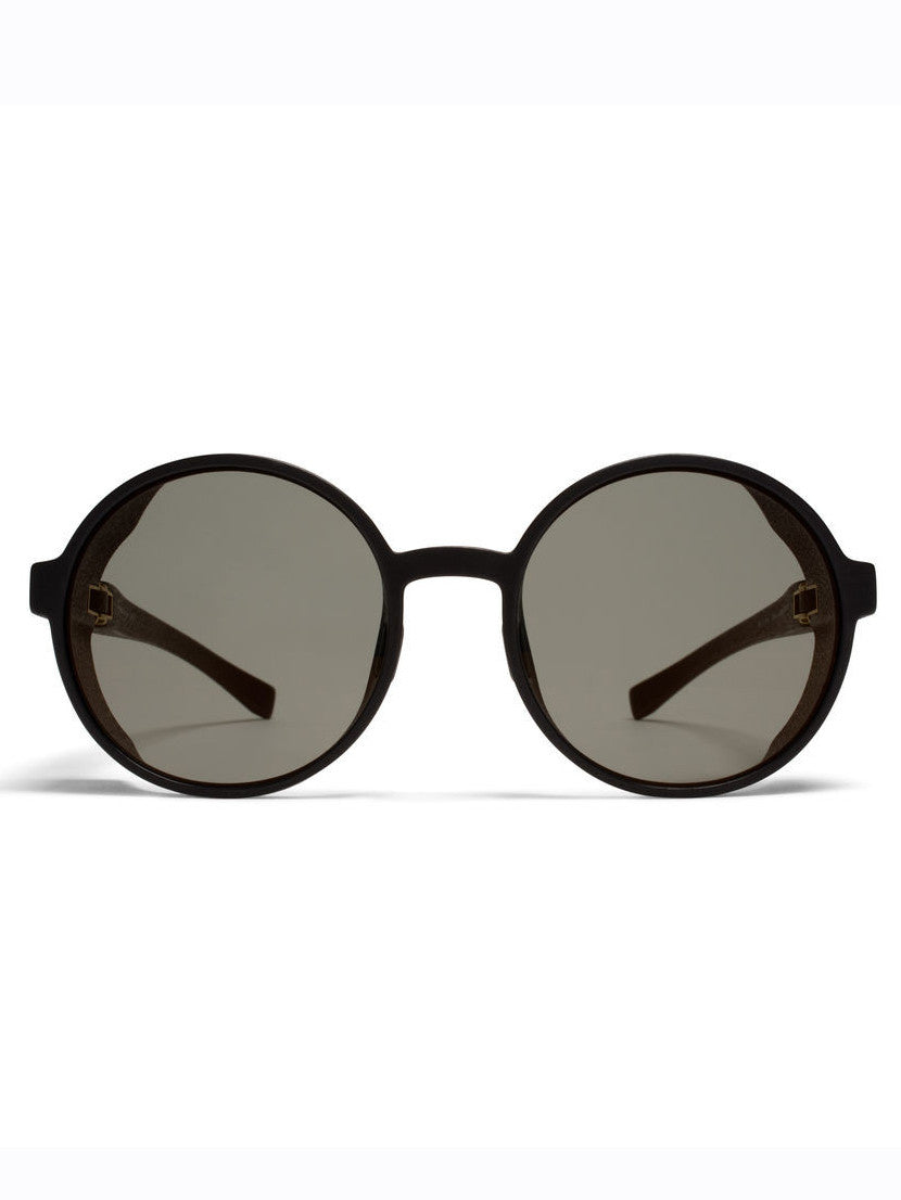 MYKITA Jiro/ MD1 Pitch Black Sunglasses