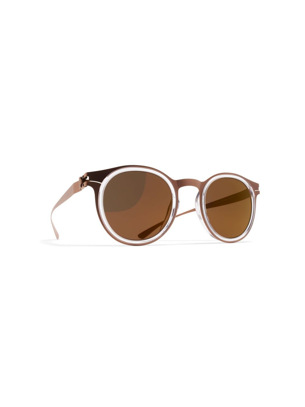 MYKITA DD2.2 Copper/Limpid Sunglasses