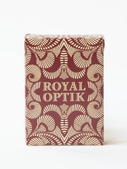 Royal Optik Limited Edition Playing Cards - Red
