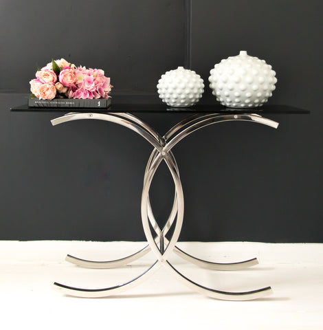 White Studded Sphere Vase