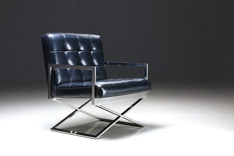 Modern Black Leisure Chair