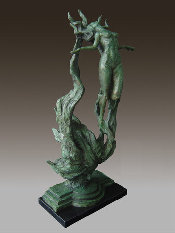 Nude Women Figurative Bronze Sculpture