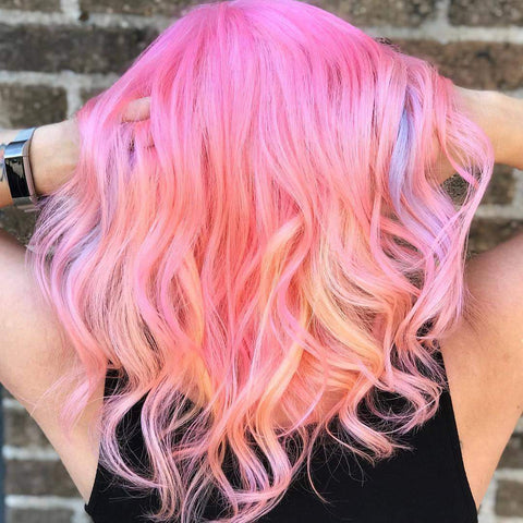 Hair Color - Iroiro 200 Bubble Gum Pink Pastel Vegan Cruelty-Free Semi-Permanent Hair Color
