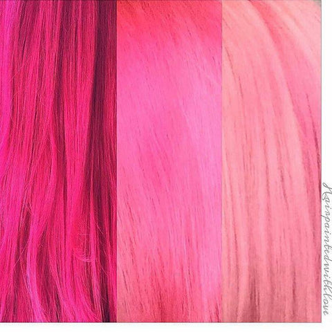 Hair Color - Iroiro 70 Pink Natural Vegan Cruelty-Free Semi-Permanent Hair Color