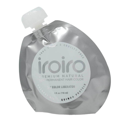 Hair Color - Iroiro Color Liberator Natural Vegan Cruelty-Free Semi-Permanent Hair Color