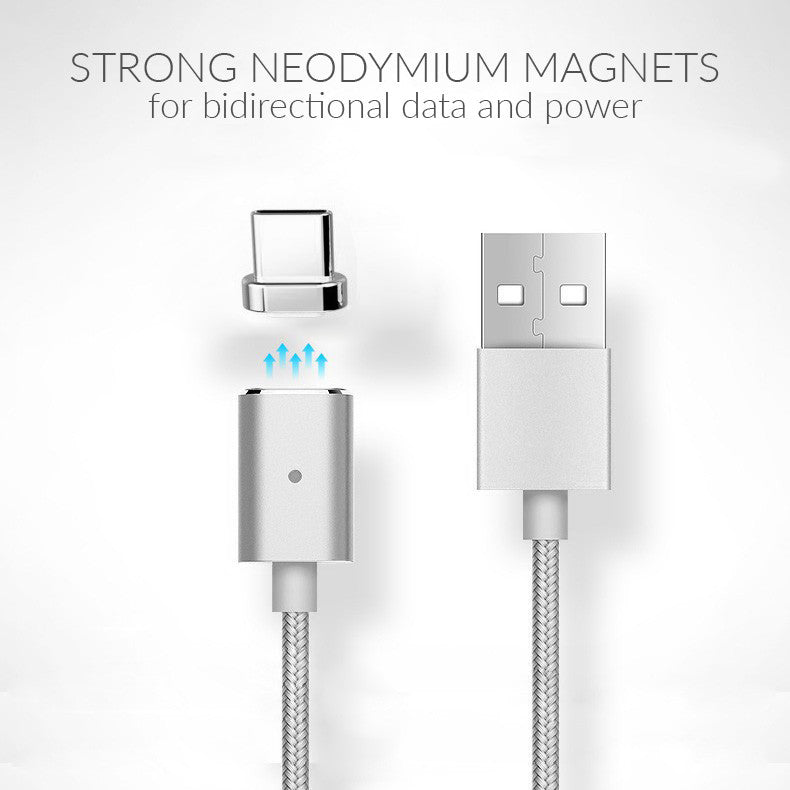 Gen 3 - Snap-&-Charge Magnetic Cable for USB products
