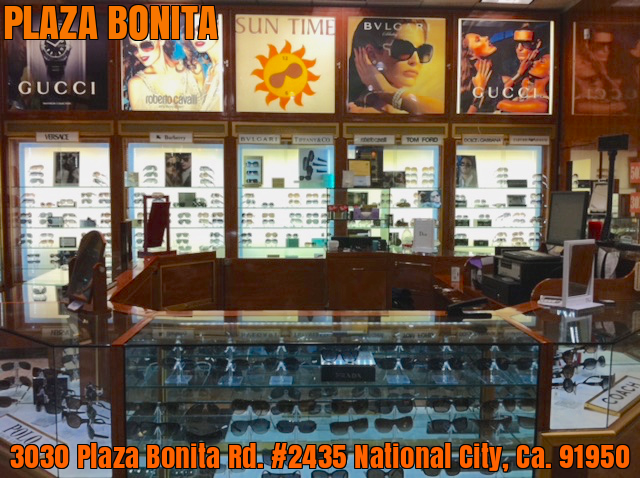Plaza Bonita Sunglasses And Watches National City Sun Time