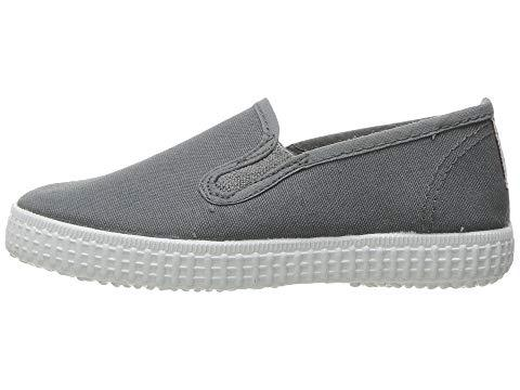 Cienta 57000 Grey Canvas Slip On