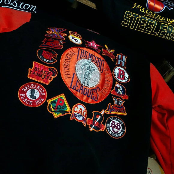 Krush Kreationz Custom Letterman Jacket