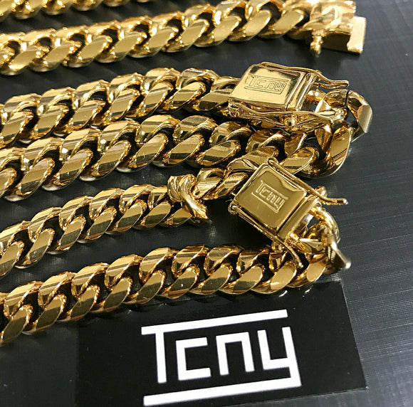 TCNY Miami Cuban Chain