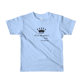 "S.M.A.S.H.B.U.R.N ""Young King"" Kids T-Shirt"