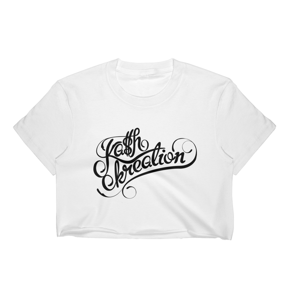 Kash Kreation Crop Top