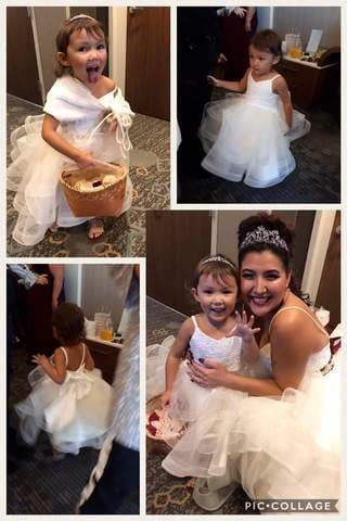 Loved the quality of the dress we ordered for our flower girl